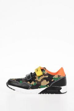 Camouflage SN LOW 9 STRAP CAMO YO Sneakers