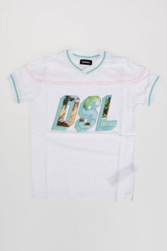 Slub cotton TALYX T-shirt