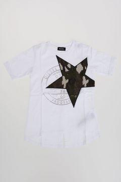 T-shirt TARRI Con Spacco Dietro