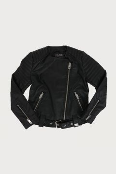 Faux Leather JARDENA Jacket