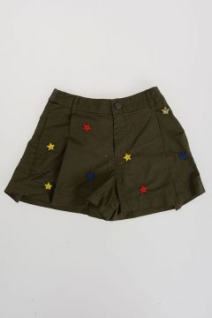 Cotton PIJ Short