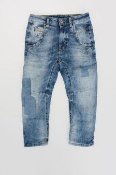 Jeans FAYZA-J in Denim Stretch 13cm