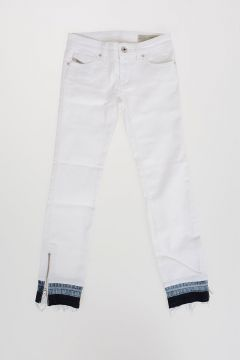 Stretch Denim SKINZEE-LOW-ZIP-J  Jeans