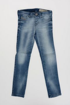 Jeans SKINZEE-LOW-J in Denim Stretch 10 cm