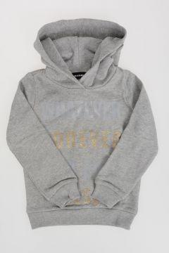 Glittered Print SONAN Sweatshirt