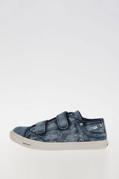 SN LOW 11 STRAP DENIM YO Sneakers