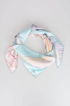 90x90 cm Silk Foulard