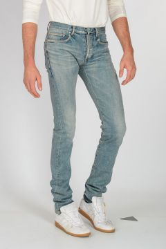 Jeans in Denim Misto Cotone 16cm
