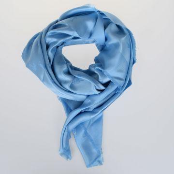 140 x 140 cm Silk & Wool Shawl