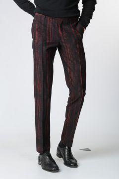 Wool Cotton Pants