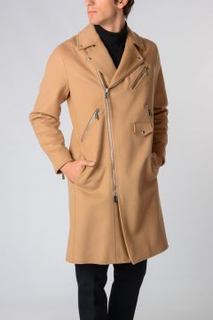 Cashmere Virgin Wool Coat