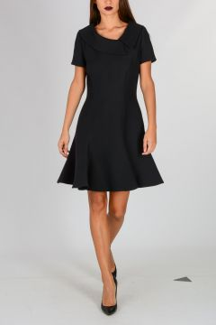 Silk and Wool Dress