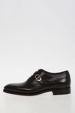 DIOR HOMME Leather Oxford Shoes