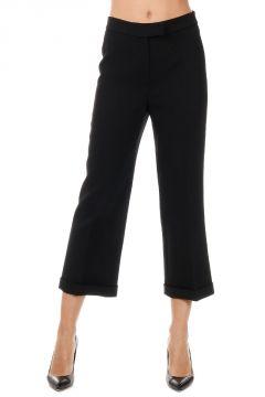 Pantaloni Capri in Lana
