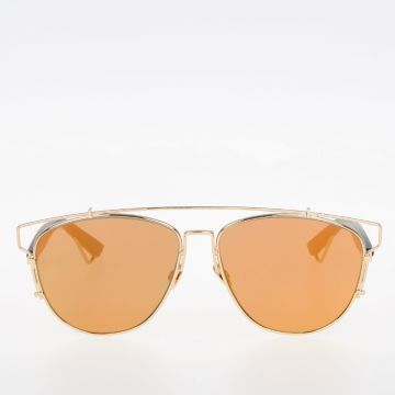 DIORTECHNOLOGIC Mirrored Aviator Sunglasses
