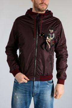 Nylon COWBOY Bomber Jacket