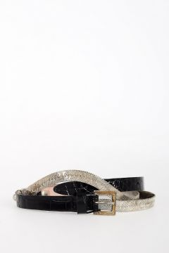 Patent Leather Belt 15 mm