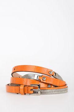 Leather Belt 15 mm