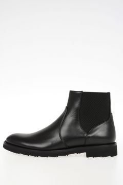 Leather MASACCIO Chelsea Boots