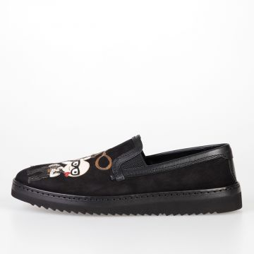 Sneakers Slip On TINTORETTO e MASACCIO in Pelle