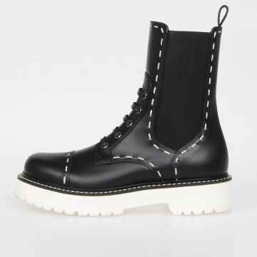Leather SAN PIETRO HUMMER Boots