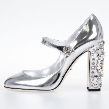 Pumps VALLY with Jewelled Heels