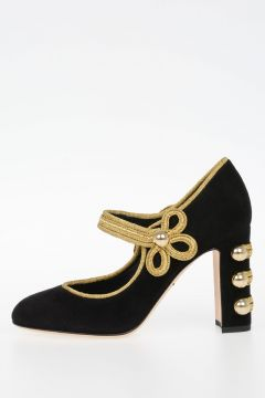 Suede Pumps VALLY 9cm
