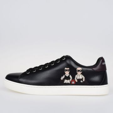 Sneakers LONDON in Pelle