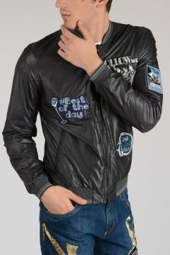 Musical Embroidered Jacket