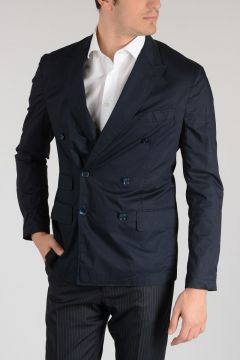 Double Breast Cotton Jacket