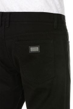 Jeans Bermuda Misto Cotone