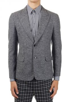 Mouline Wool Blazer