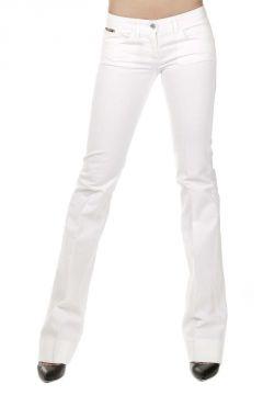 Jeans a Zampa in Denim 22 cm