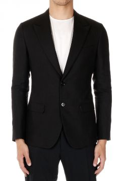 Blazer Monopetto in Lino