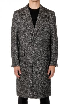 Mélange Long Coat