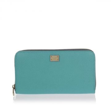 ST DAUPHIN Zip Around Wallet