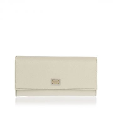 Grained Leather ST DAUPHINE Wallet