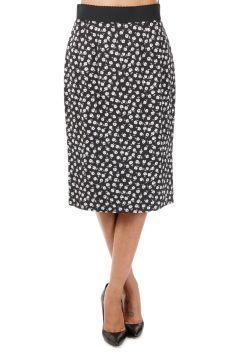 Printed Floral Skirt