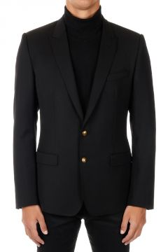 Virgin Wool silk Blazer
