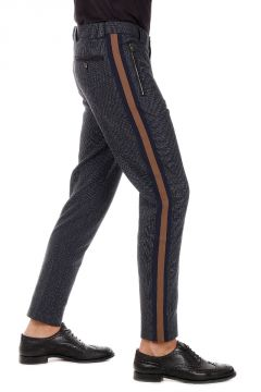 Wool Cotton Pants