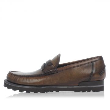 Calf Leather Slip On GENOVA Loafer