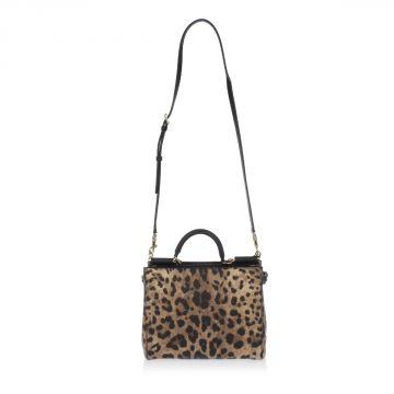 Borsa Shopping Leopardata