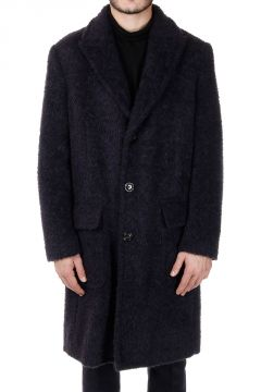 Virgin Wool blend Coat