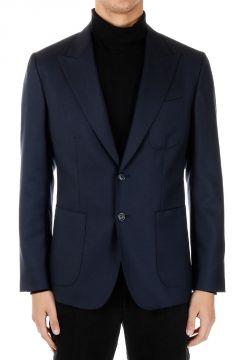 Virgin Wool Classic Blazer