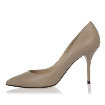 Leather BELLUCCI Pumps 12 cm