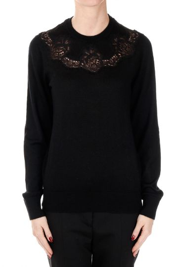 Cashmere Embroidery Sweater