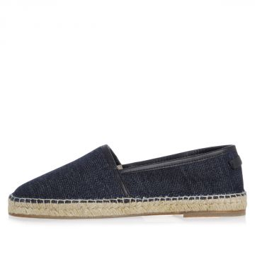 Espadrillas DENIM IONIO in Misto Cotone