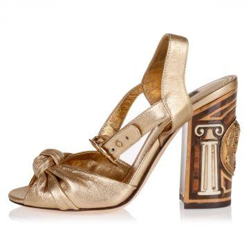 Sandalo BIANCA in Pelle