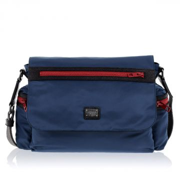 Borsa MESSENGER in Nylon