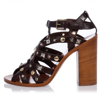 Jewelled Sandals BIANCA
